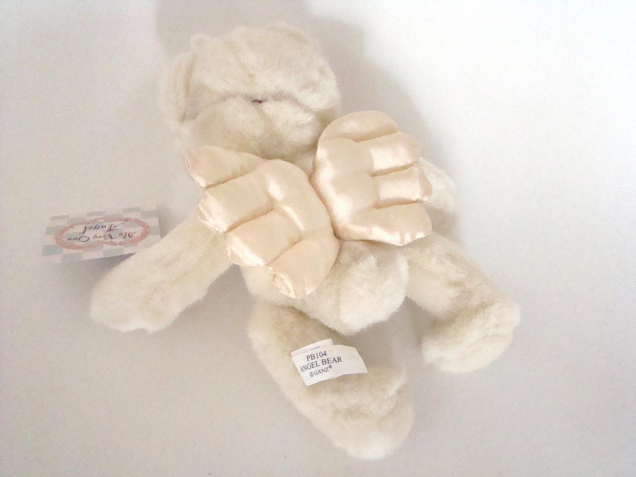 Personalized Angel Bear Christine