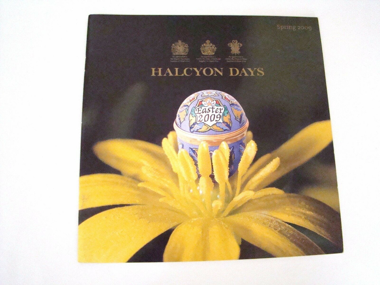 Halcyon Days Spring 2009 Catalog For Reference Only