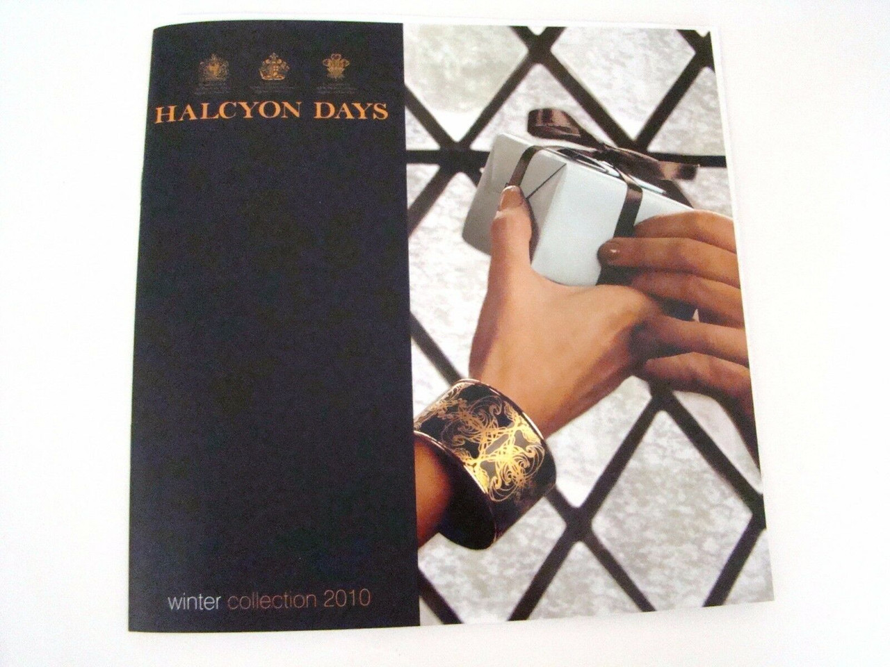 Halcyon Days Winter 2010 Catalog For Reference Only