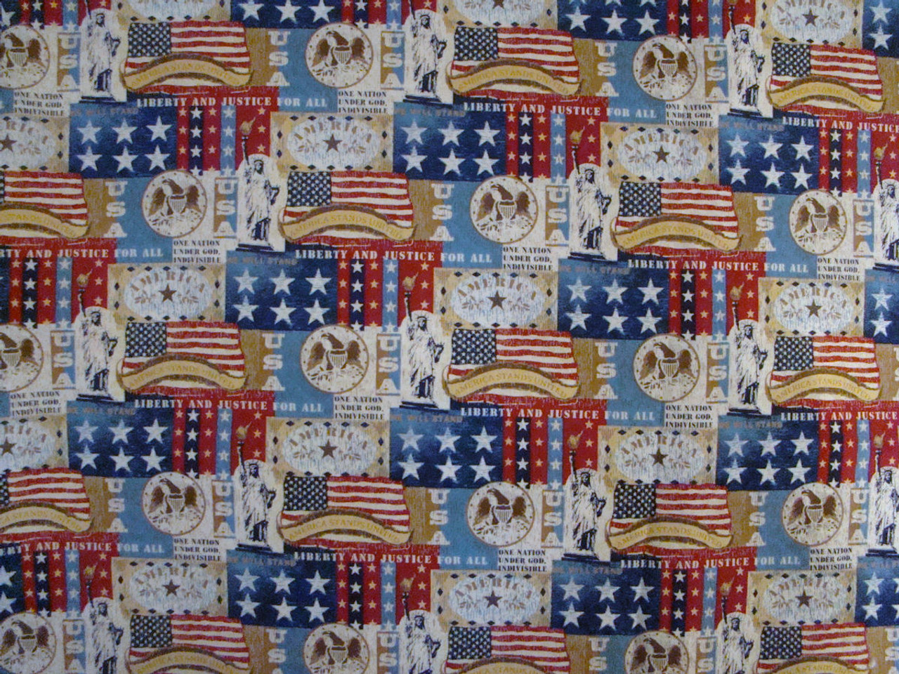 One Nation Fabric