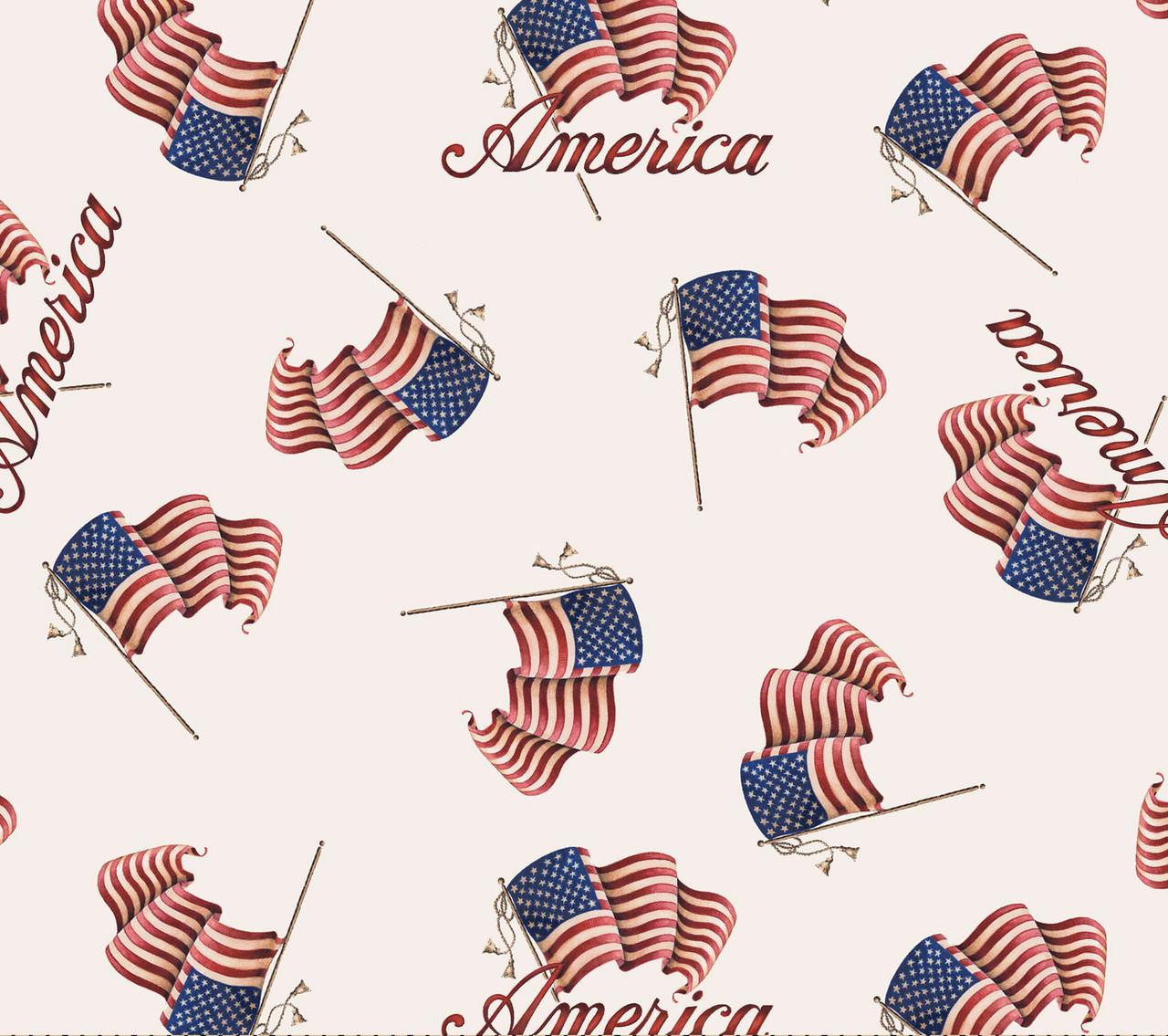 America Flags