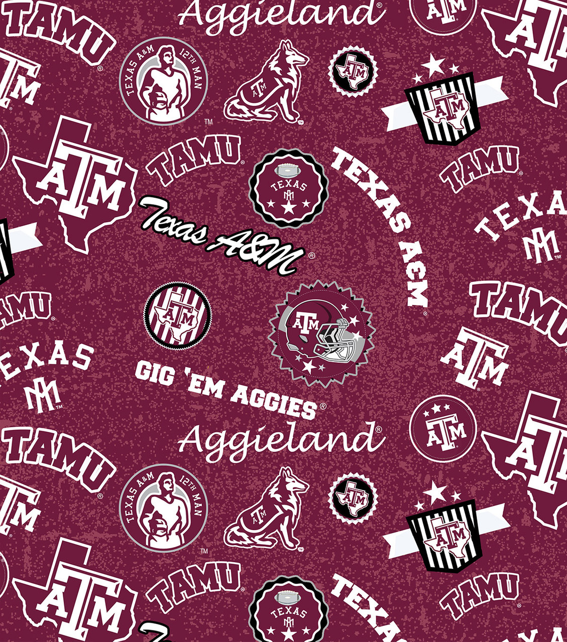 Texas A&M Home State