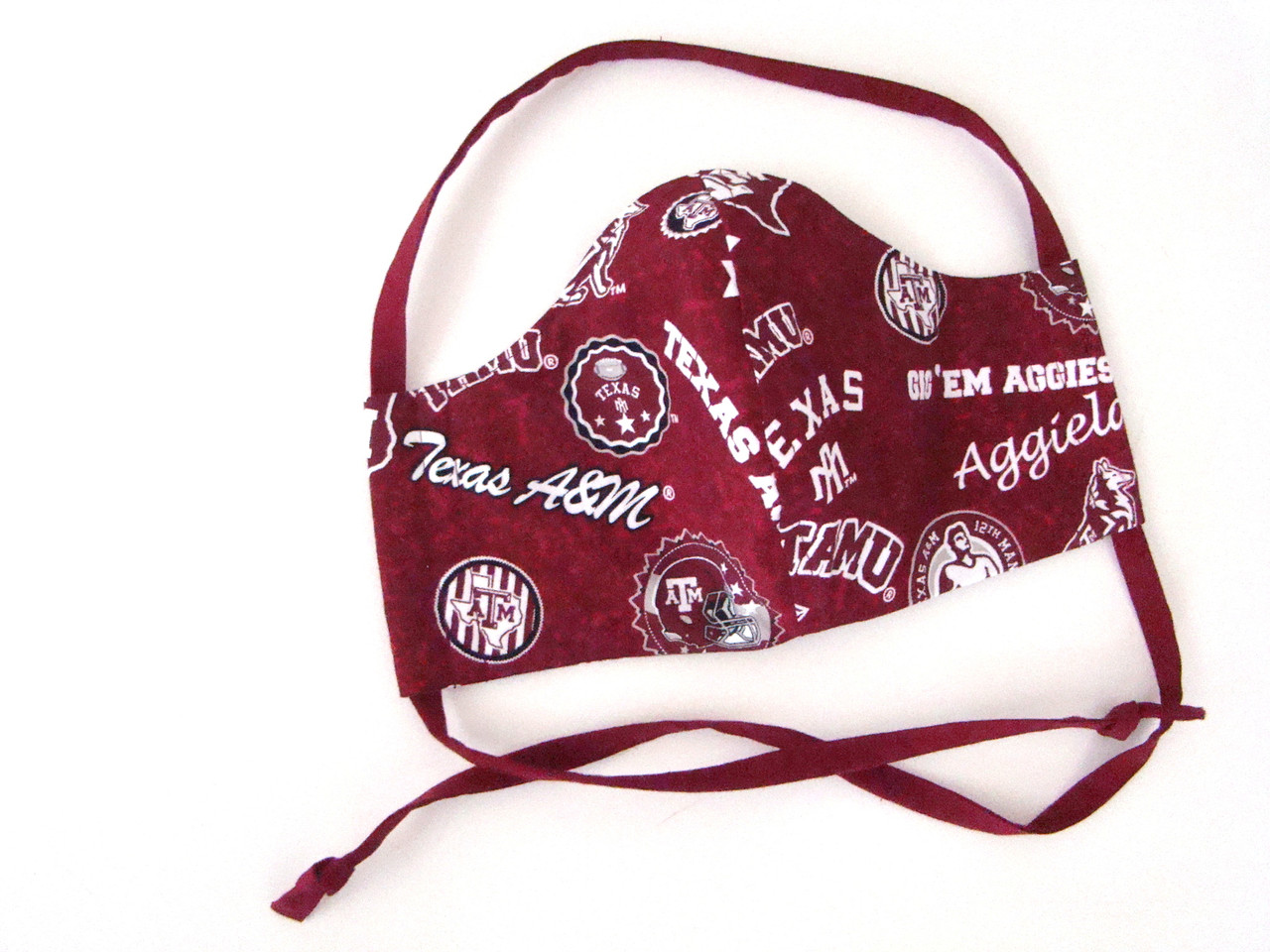 Face Mask in Texas A&M Home State