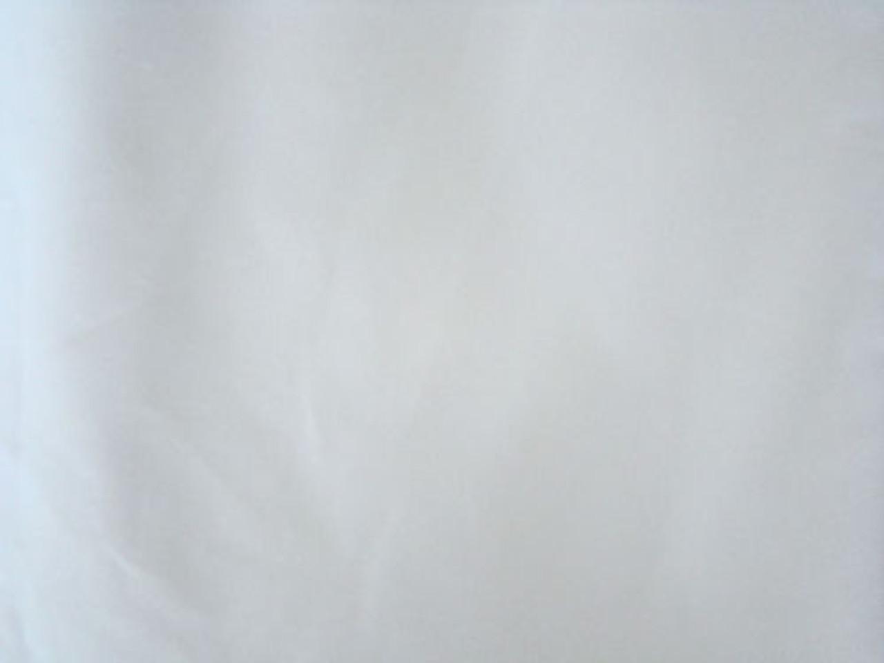 White Fabric 100% cotton