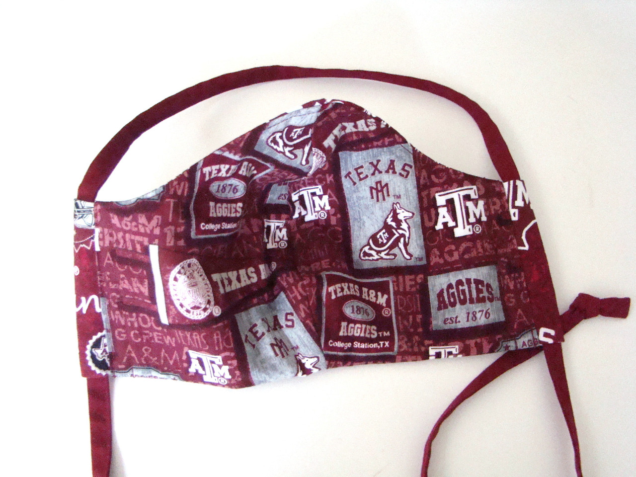 Face Mask - Texas A&M Aggies Home State