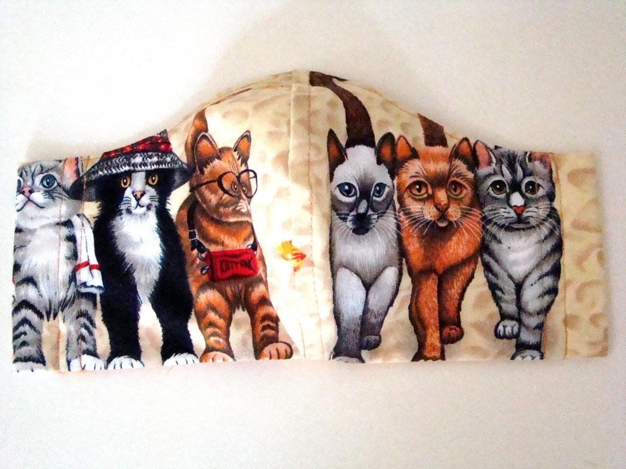 Kitty Pak Version 2 Print (FM-KITTY-PAK2)