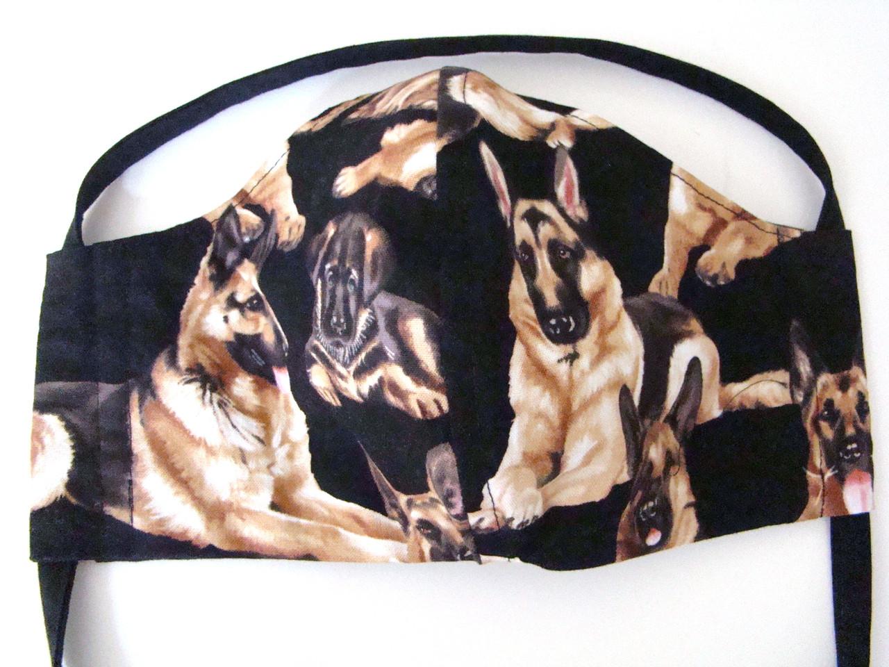 Face Mask - German Shepherds Dogs