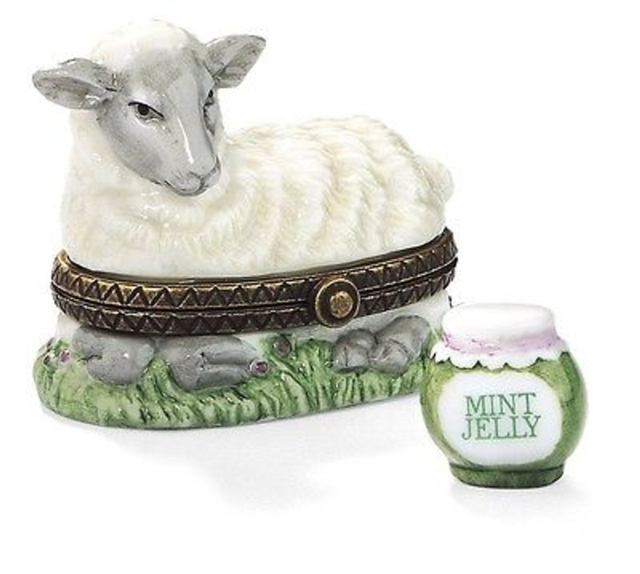 SHEEP with Mint Jelly PHB