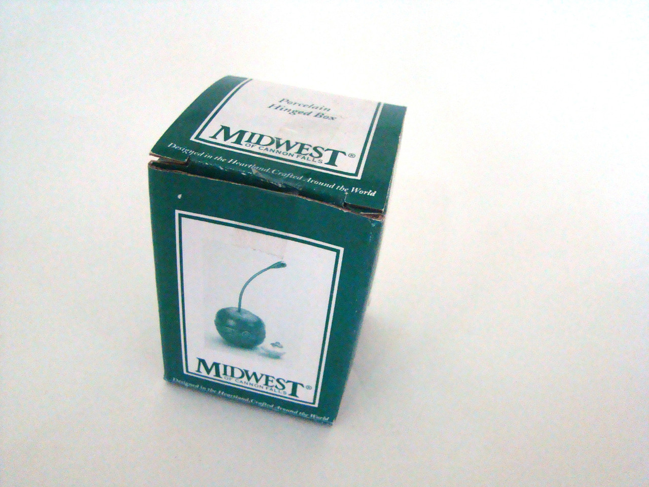 Midwest of Cannon Falls Cherry Hinged Box