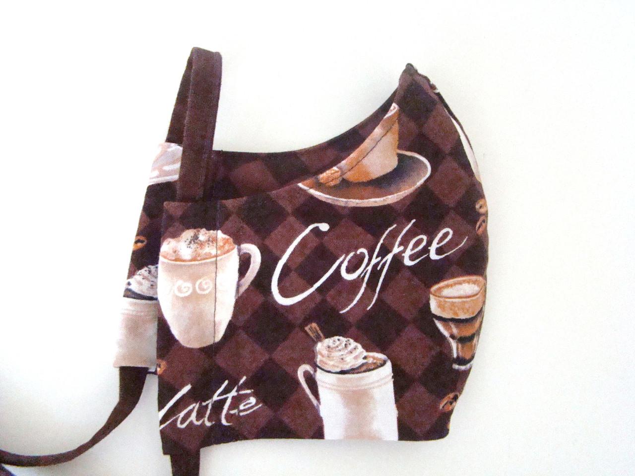Face Mask - Coffee Java (FM-COFFEEJAVA)