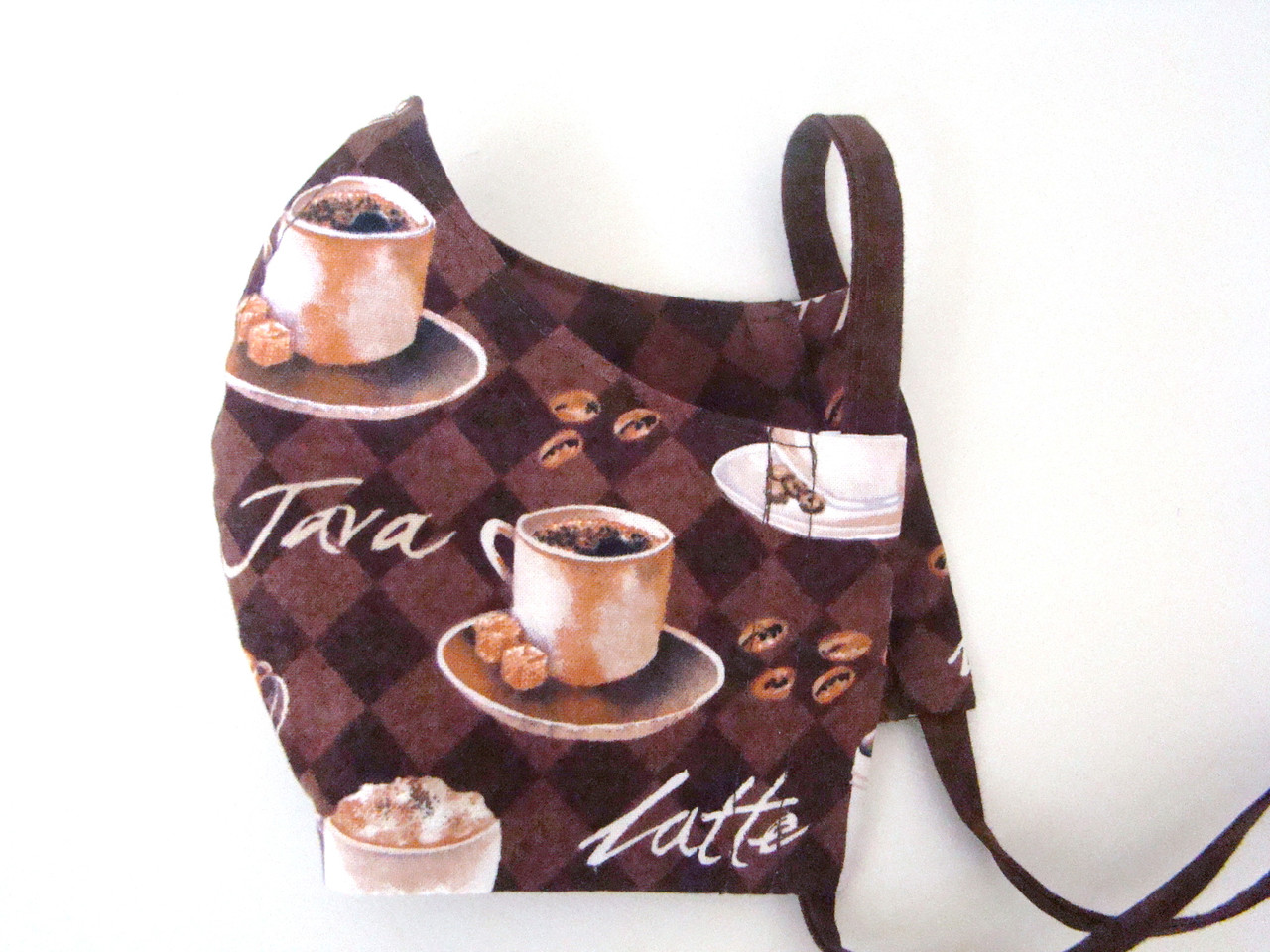 Face Mask - Coffee Java