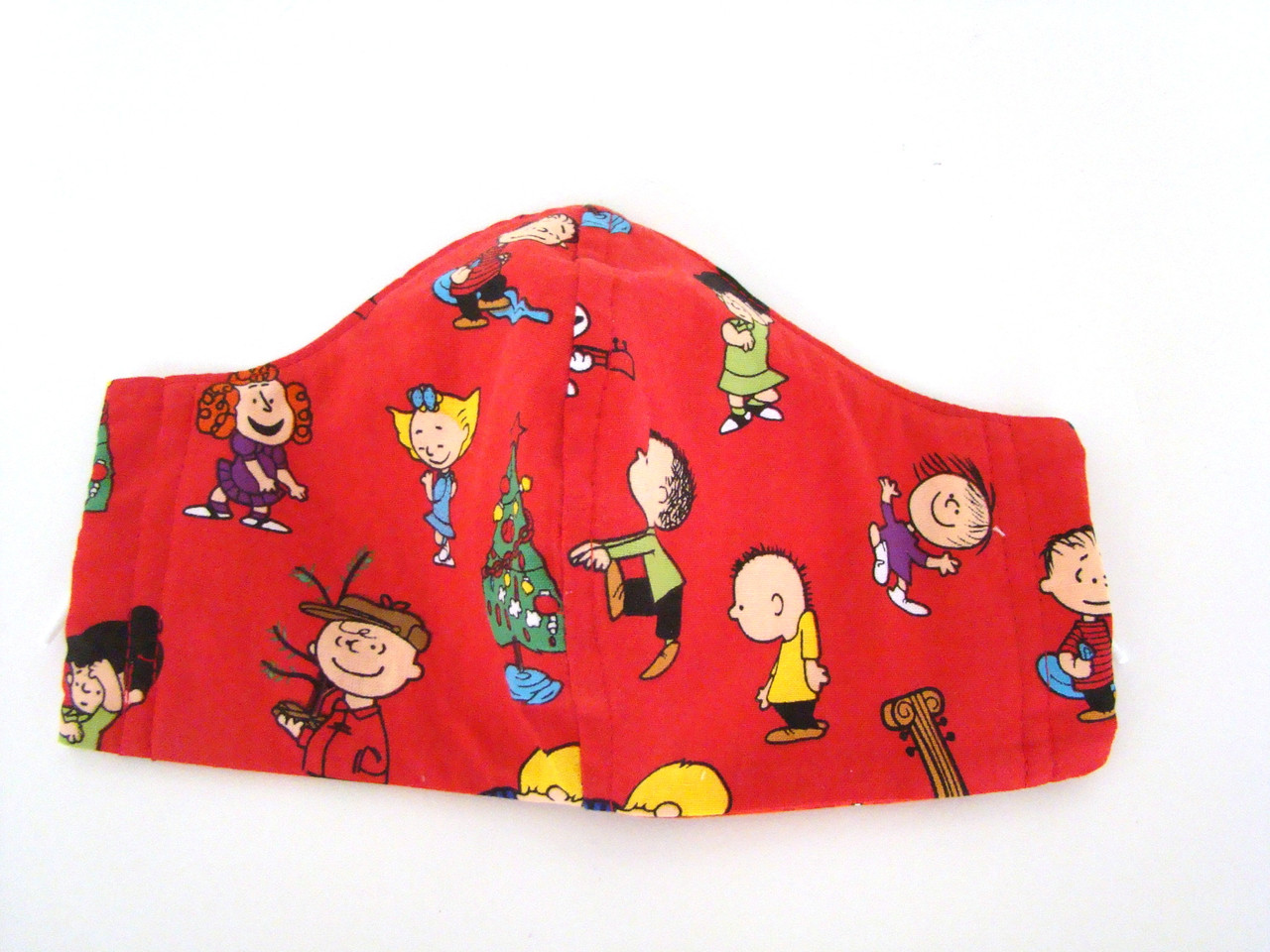 Face Mask - Peanuts Christmas and Dr. Suess Grinch
