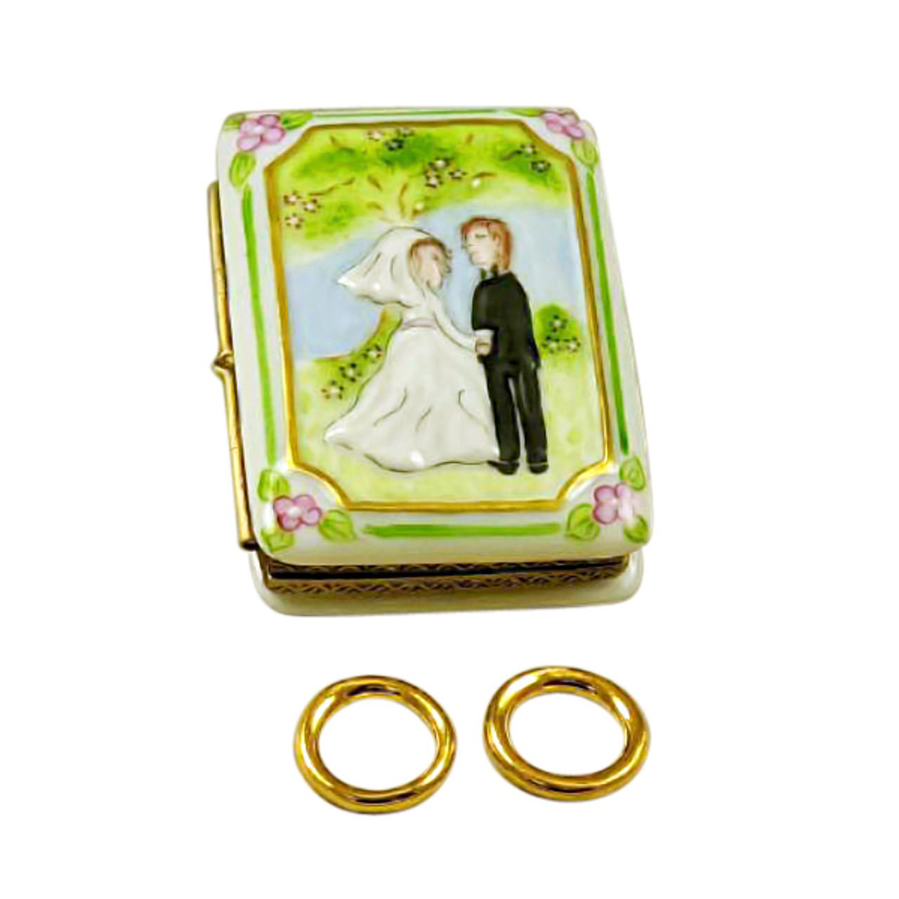 Wedding Book Limoges Box