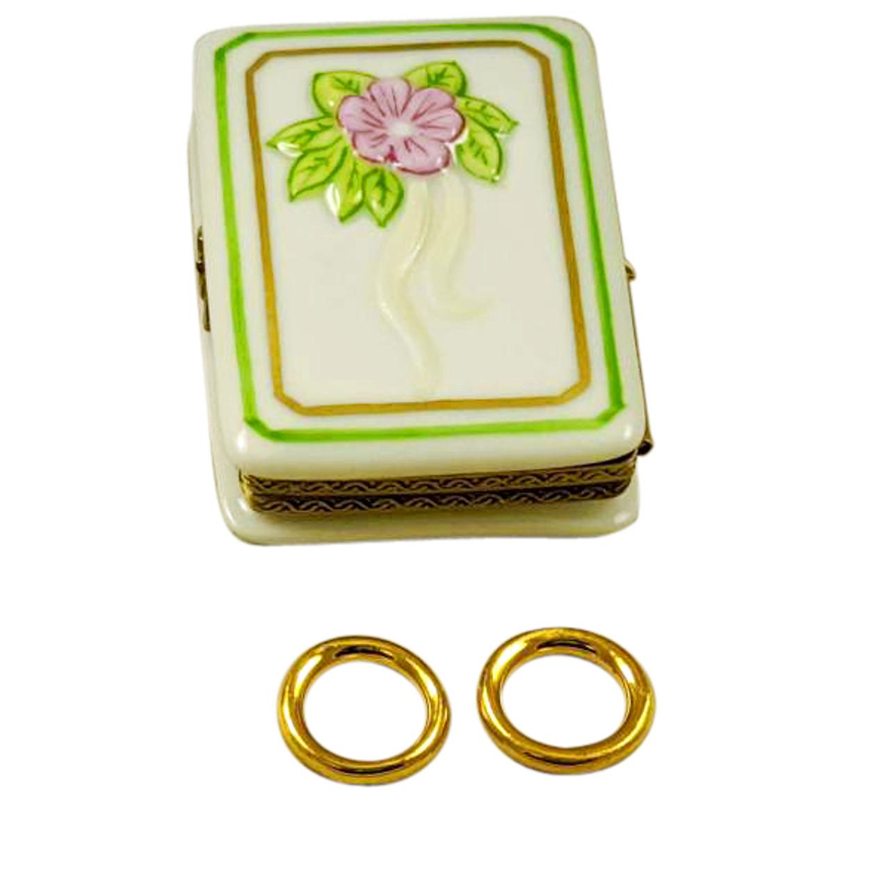 Wedding Book Limoges Box RO224