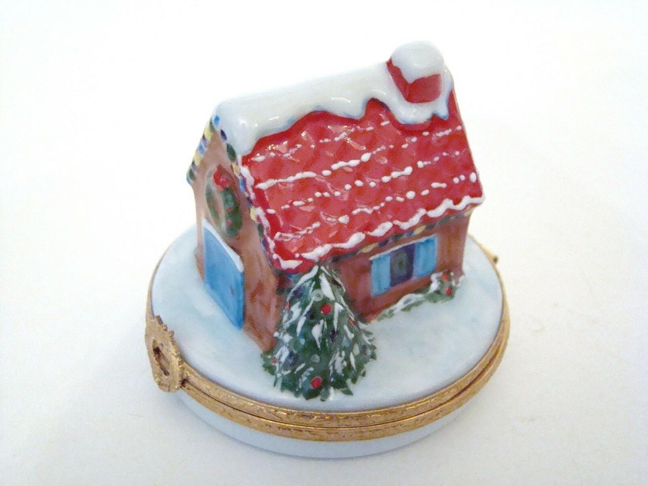 Artoria Limoges Holiday House Cottage Limoges Box