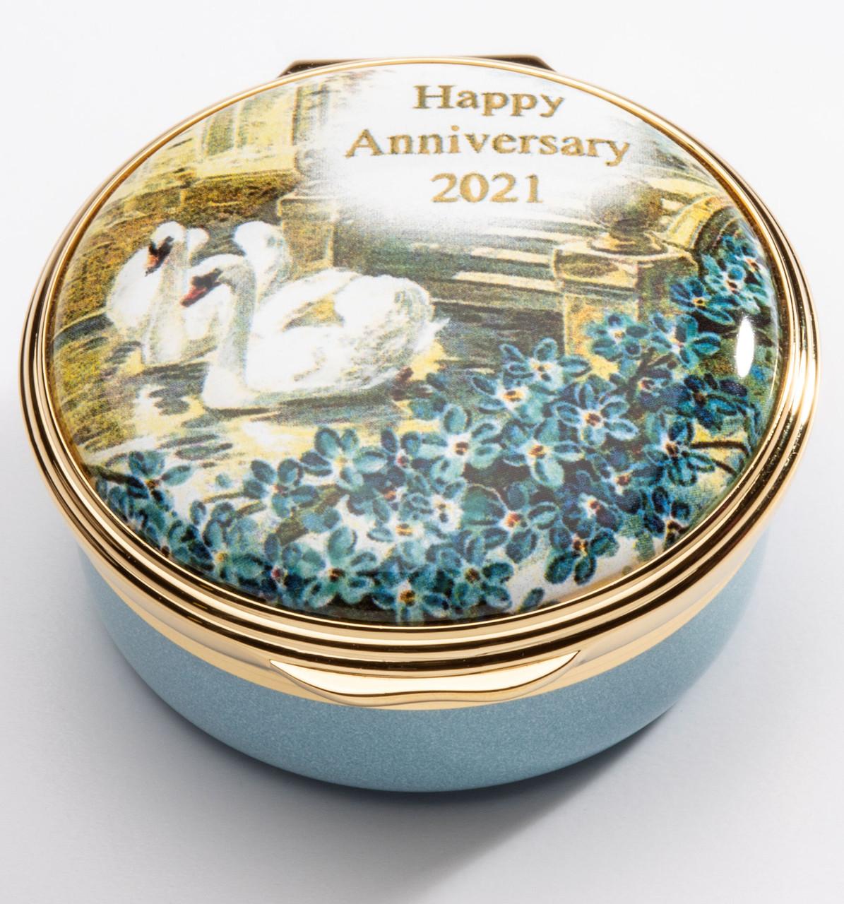 alcyon Days 2021 Happy Anniversary Box ENHA211001G