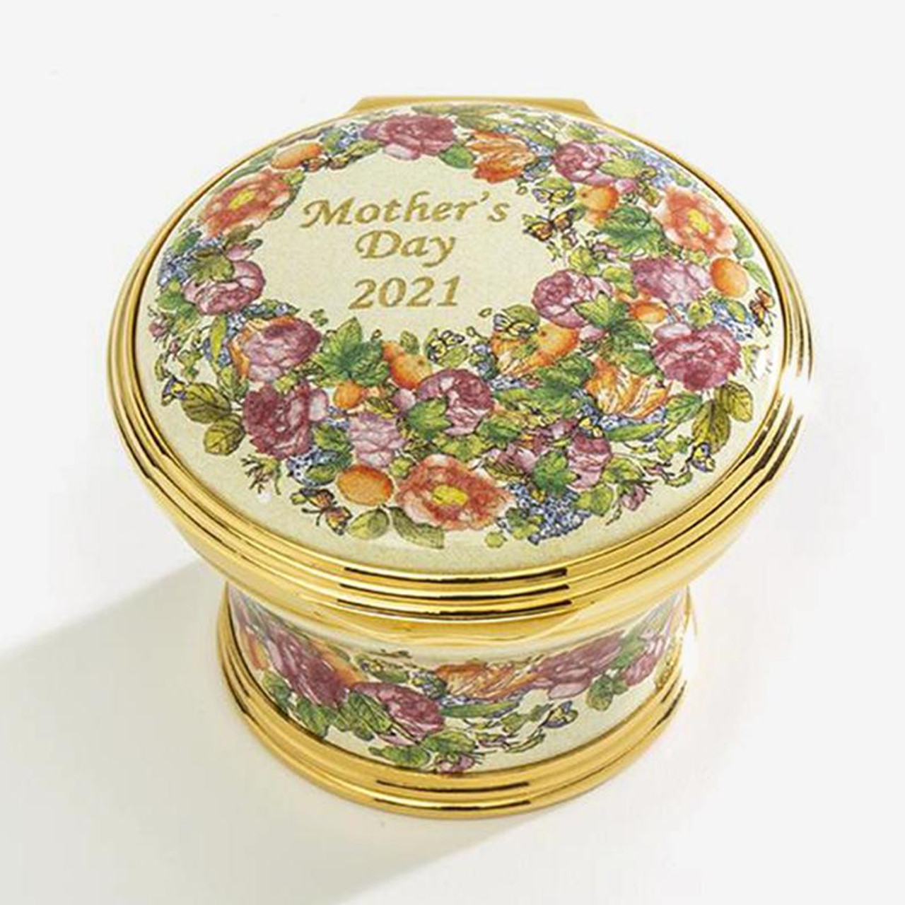 Halcyon Days 2021 Mother's Day Box ENMD210101G