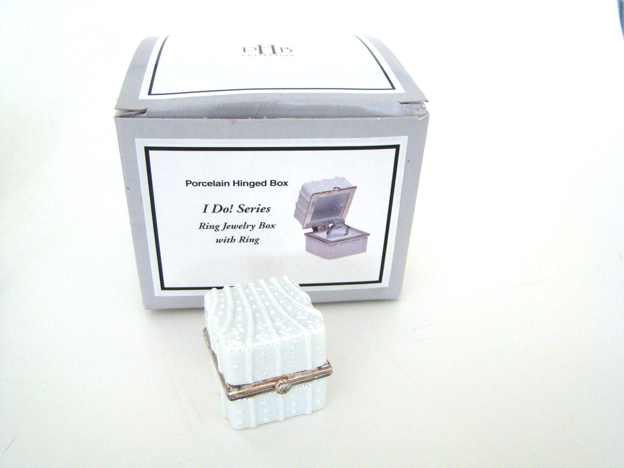Wedding Set of 3 PHB Midwest of Cannon Falls Boxes (WeddingPHB3)