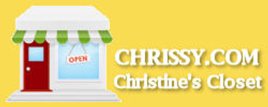 A new look for Christine's Closet!