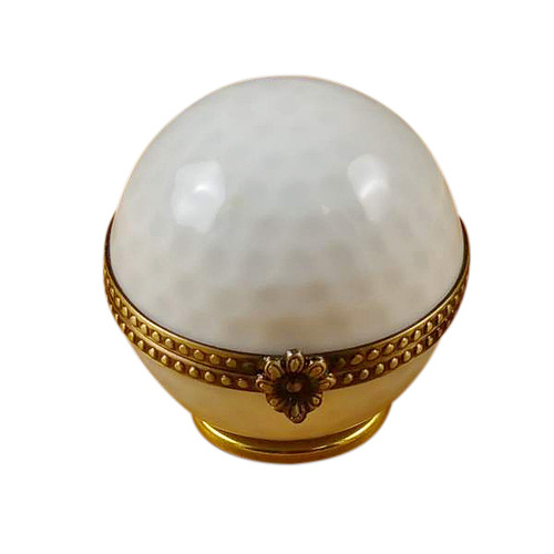 Golf Ball Rochard Limoges Box