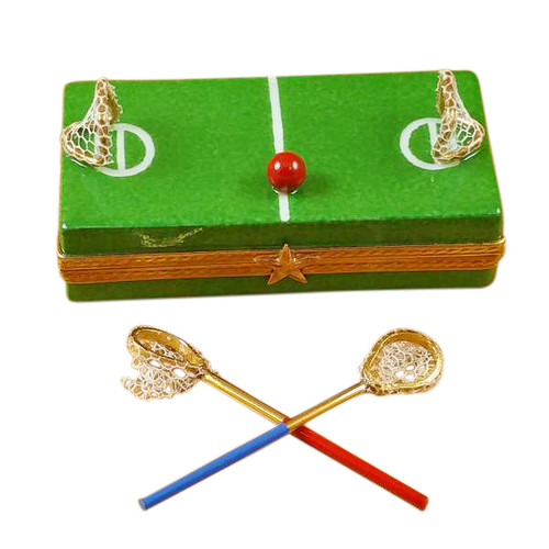 Lacrosse Field Rochard Limoges Box RS050-J
