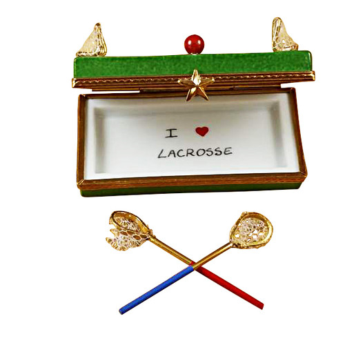 Lacrosse Field Rochard Limoges Box RS050-K