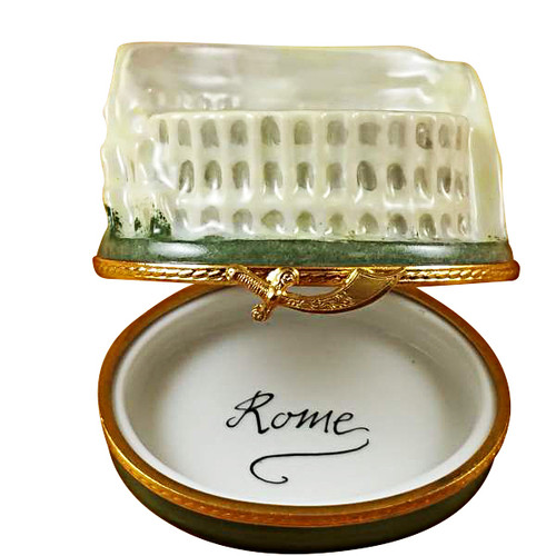 Coliseum - Rome Rochard Limoges Box