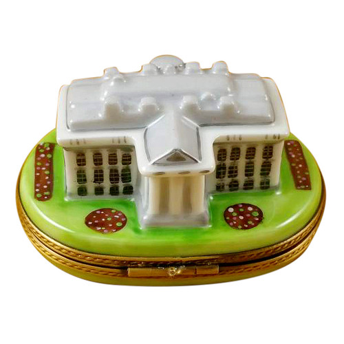 Limoges Imports White House Limoges Box