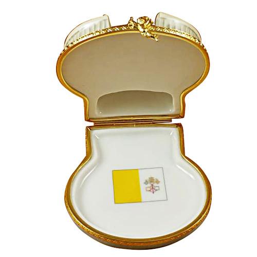 Vatican Rochard Limoges Box RT222-K