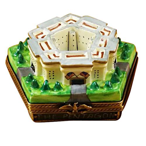 Pentagon Rochard Limoges Box