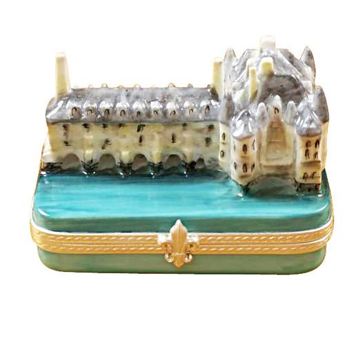 Chateau De Chenonceau Rochard Limoges Box