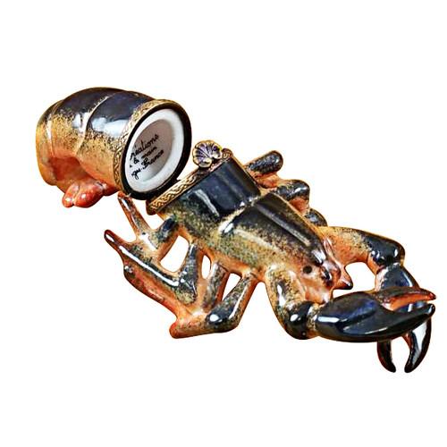 Limoges Imports Lobster Limoges Box