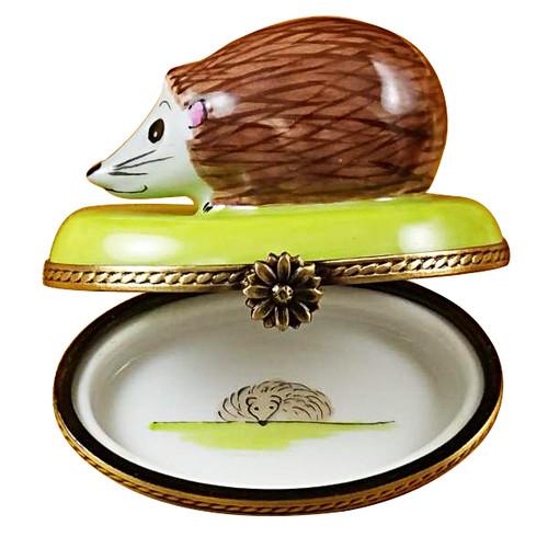 Limoges Imports Hedgehog Limoges Box