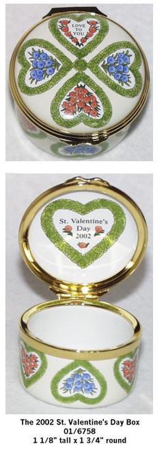2002 St. Valentine's Day