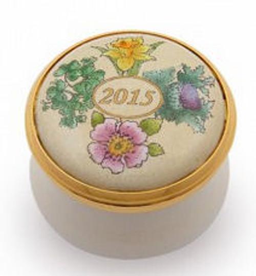Halcyon Days 2015 Mini Year Box