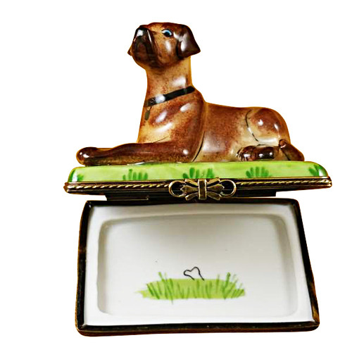 Limoges Imports Great Dane Limoges Box