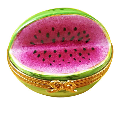 Limoges Imports Watermelon Limoges Box
