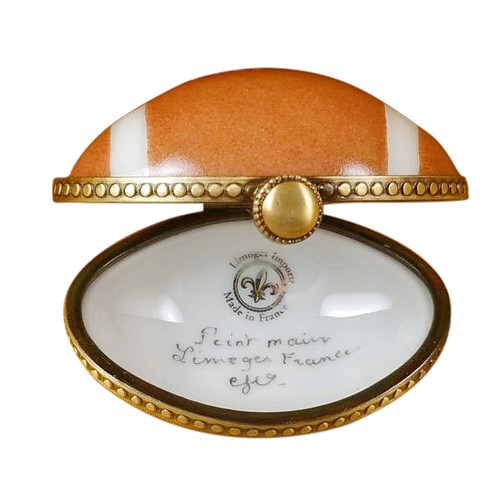 Limoges Imports Football Limoges Box