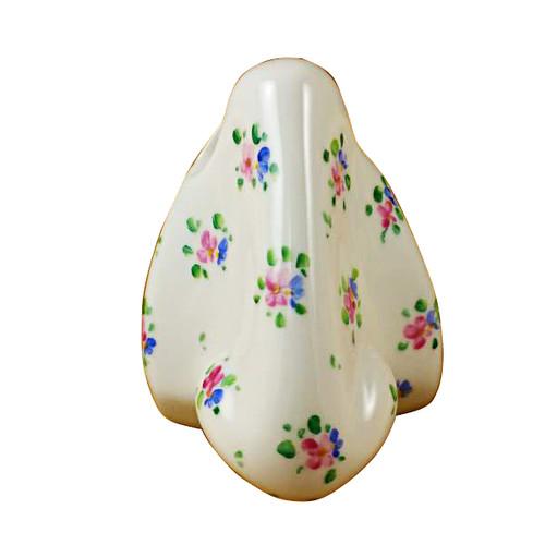 Limoges Imports Floral Eyeglass Nose Rest