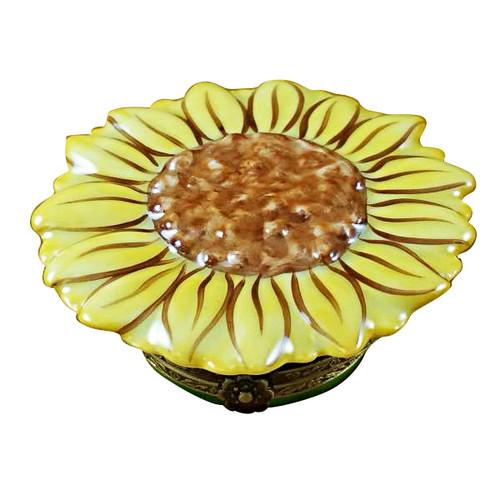 Limoges Imports Sunflower Limoges Box
