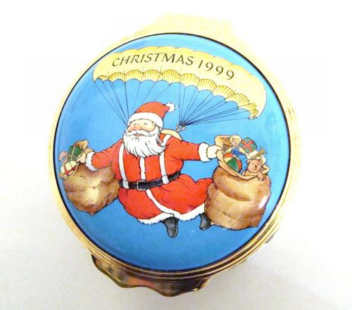 Halcyon Days 1999 Christmas Box