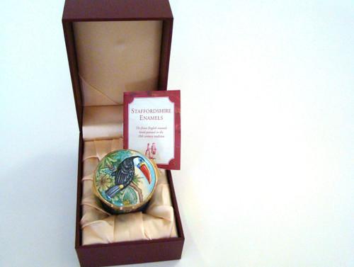 Staffordshire Enamels Toucans