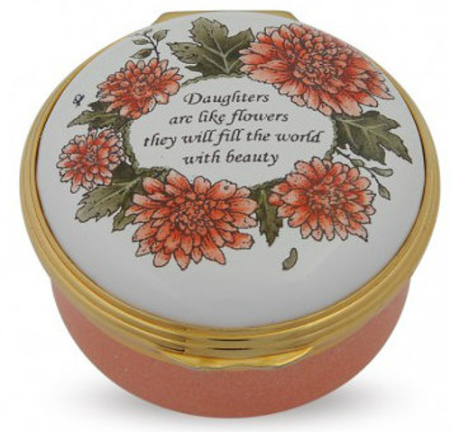 Halcyon Days Daughters Are Like Flowers Box ENDAF2101G