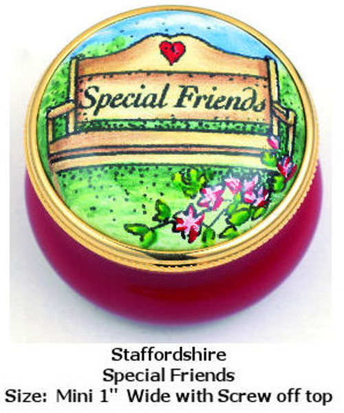 Staffordshire Special Friends