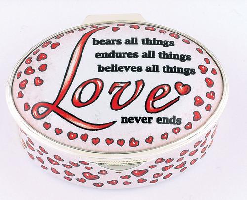Staffordshire Love Bears All Things