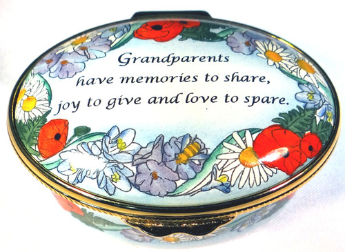 Staffordshire Grandparents Have Memories
