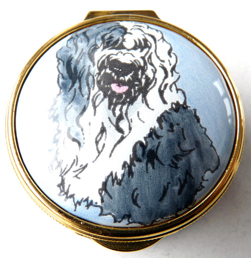 Staffordshire Old English Sheepdog