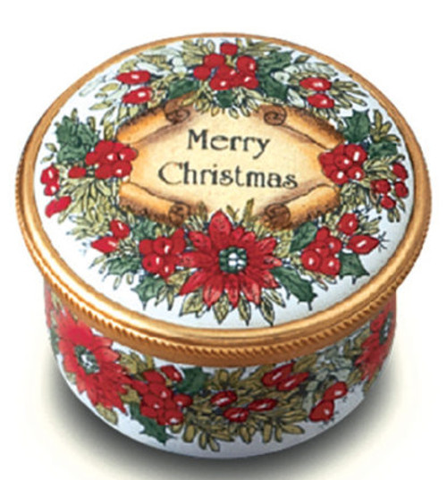 Staffordshire Merry Christmas
