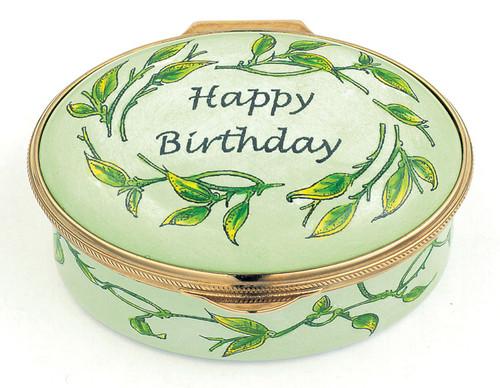 Staffordshire Happy Birthday (22-151)