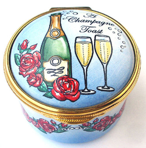 Staffordshire Champagne Toast (06-191)